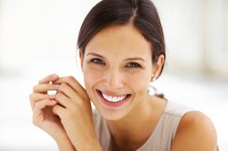 A woman smiles | Medina OH Dental Bridges